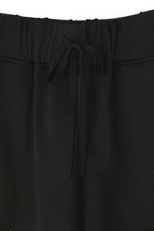 シルク裏毛パンツ