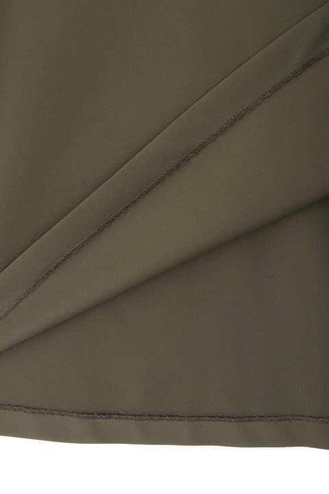 【WEB限定 34サイズ展開】マットジャージーワンピース