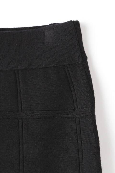 テクニカルストレッチニットスカート