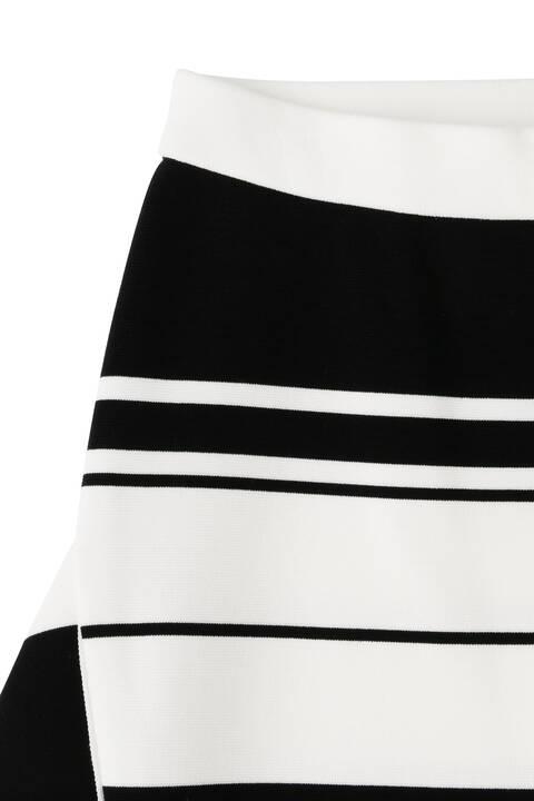 ドライストレッチニットスカート