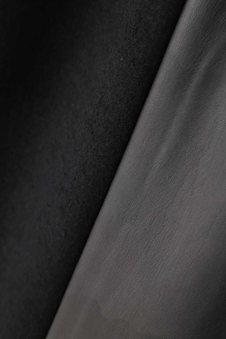パイルジャガードスカート
