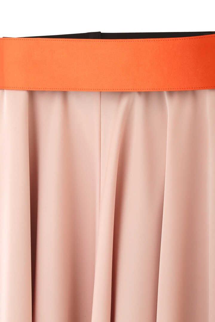 ソフトサテンスカート