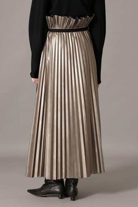 スーパーライトレザースカート