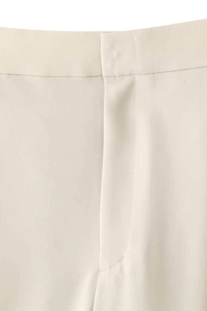 バイカラージョーゼットパンツ