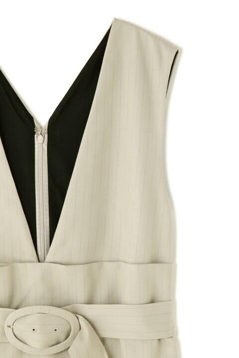 クリアクロスジャンパースカート
