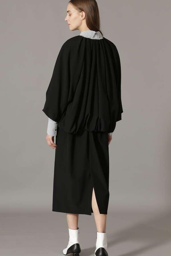 クリアウールタックジャケット
