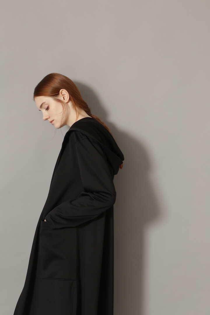 <ADR>コンパクト裏毛ロングカーディガン
