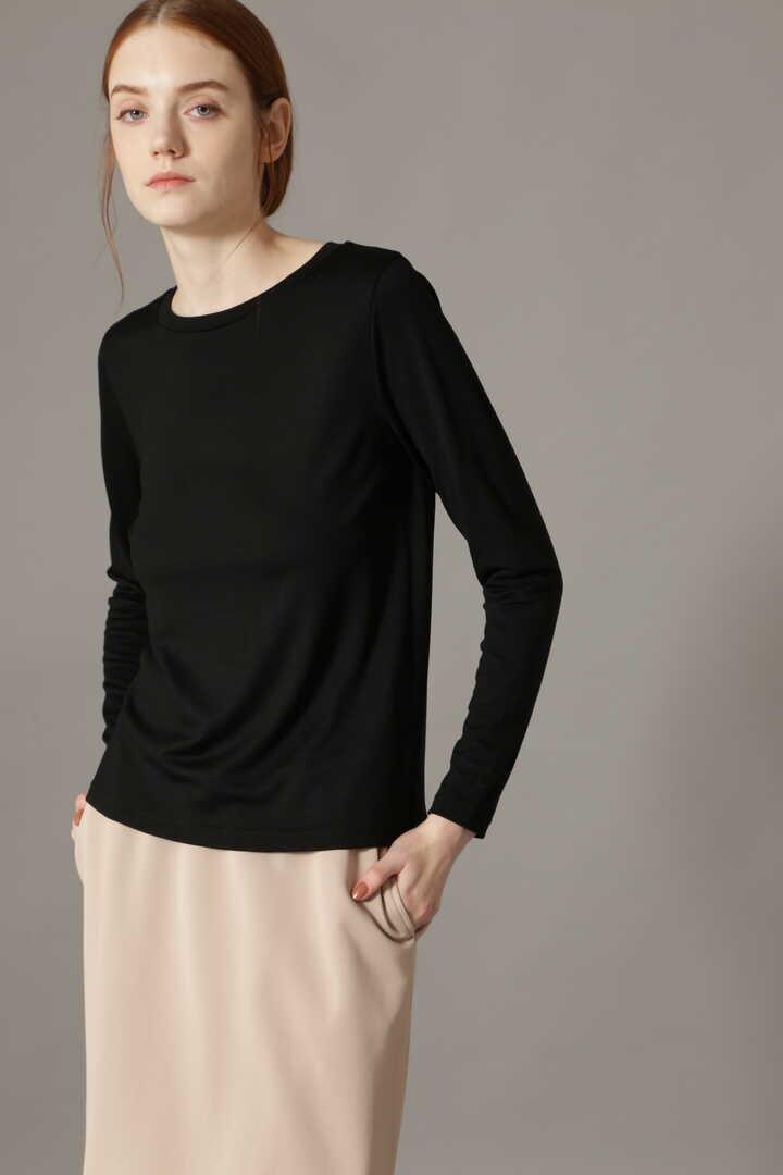 <ADR>コンパクトウールジャージーTシャツ