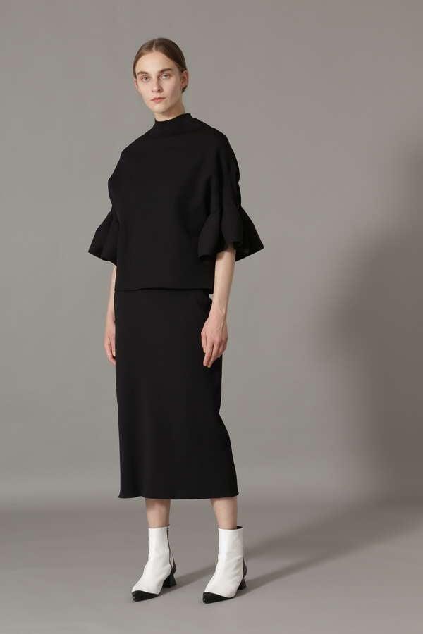 フォルムドストレッチスカート