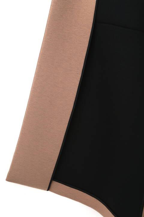 《LE PHIL》ライトボンディングノーカラーコート
