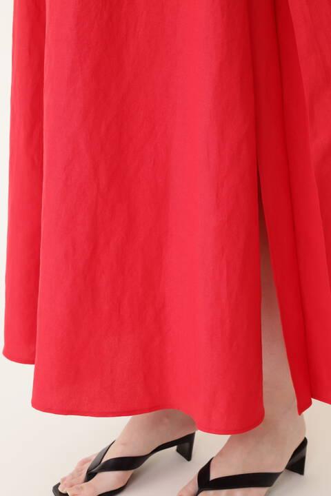 《LE PHIL》麻レーヨンスカート