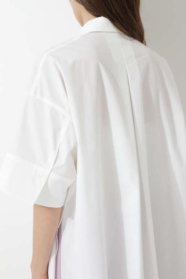 イージーケアブロードロングシャツ
