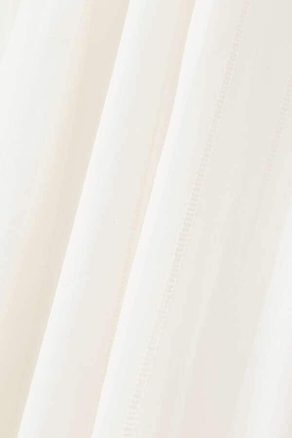 ストライプジャガードワンピース