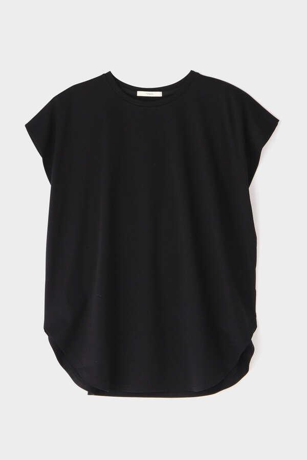 パーフェクトスムースノースリーブシャツ