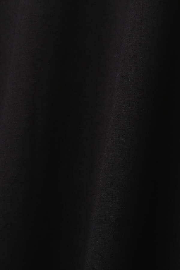 オープンショルダーソフトジャージシャツ