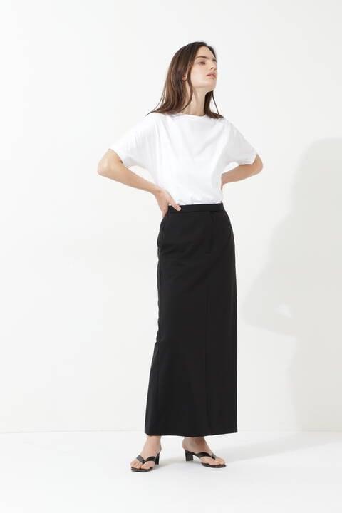 《LE PHIL》ストレッチポンチスカート