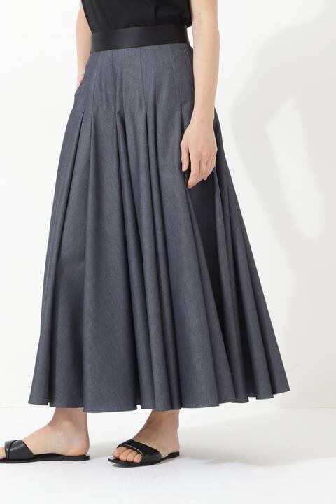 《LE PHIL》クチュールデニムスカート