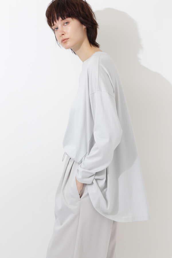 ギザンティコットンジャージーシャツ
