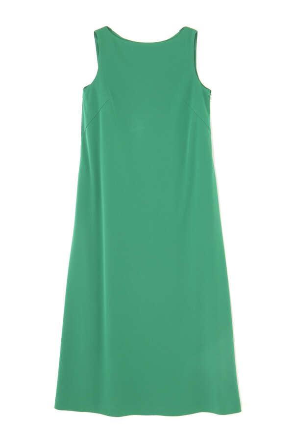 《LE PHIL》バックプリーツドレス