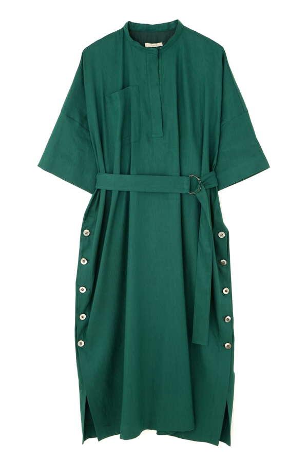 《LE PHIL》カフタンベルテッドドレス