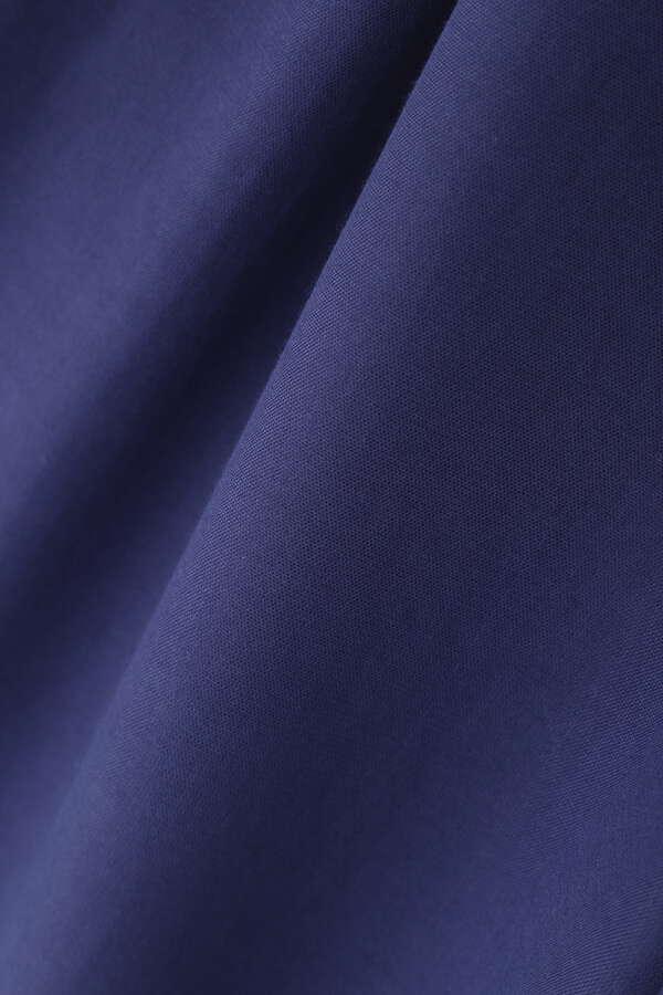 強撚レーヨン綿ポリツイルパンツ
