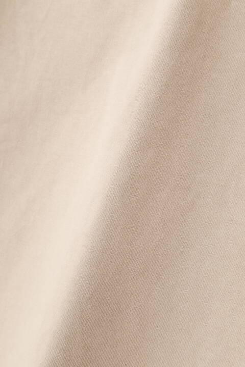 布帛コンビワンピース