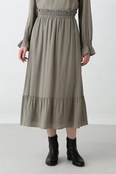 75dシフォンスカート