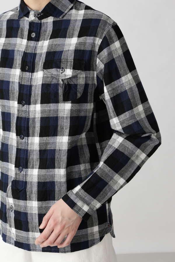 【WEB限定】NATICチェックシャツ