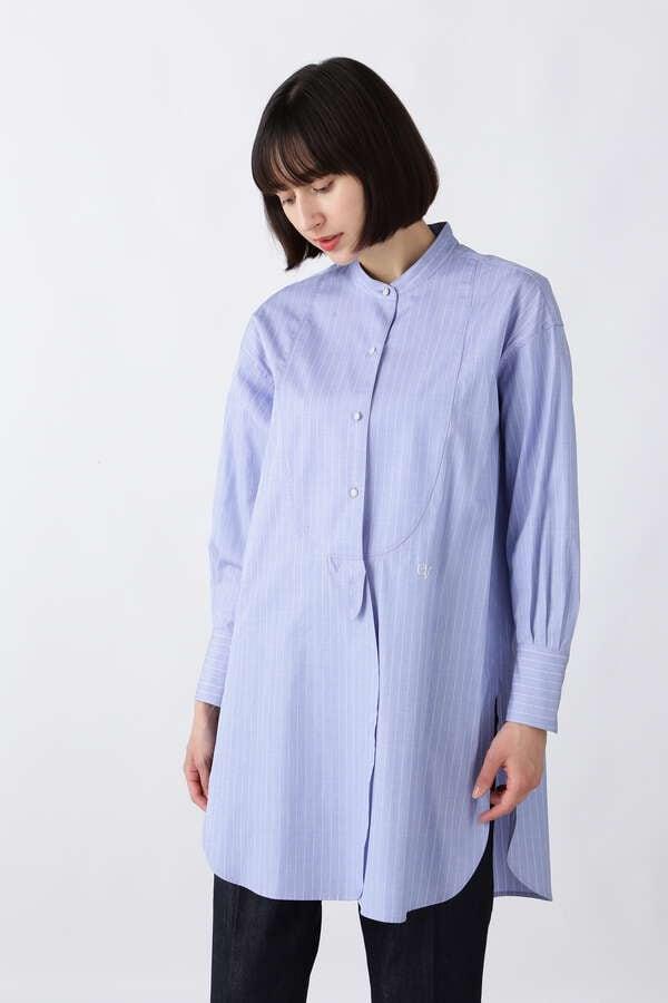 【WEB別注】CHEVALplus ロングシャツ