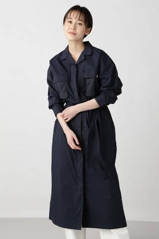 【WEB限定】KELTY フィールドロングシャツ