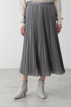 【先行予約 2月上旬-中旬 入荷予定】スパンローンスカート