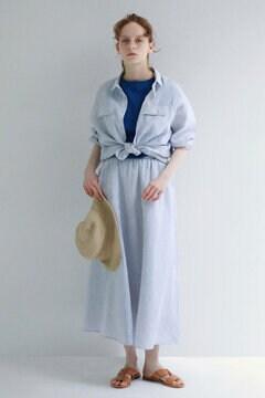 ハードマンリネンスカート