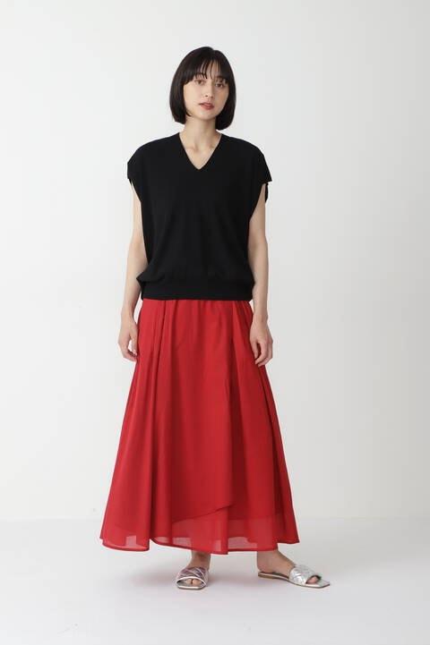 ワッシャーローンスカート