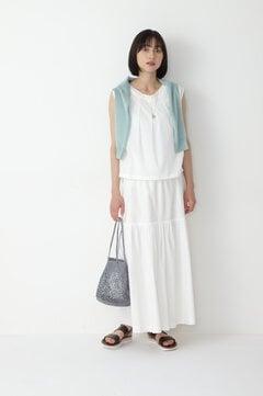セルロース/Cタイプライタースカート