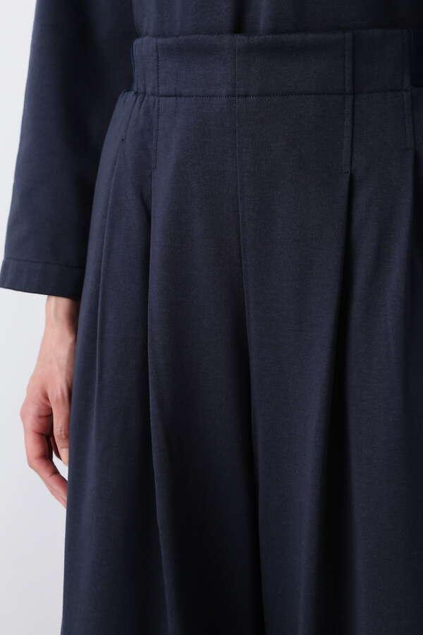 ≪Japan Couture≫ハイゲージ裏毛パンツ