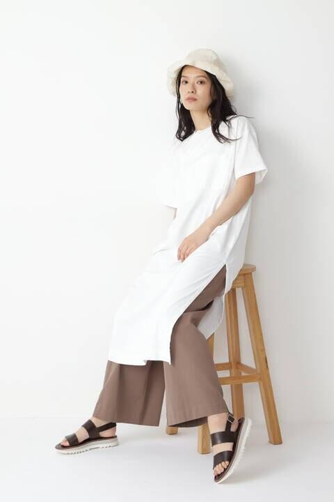 【TVドラマ コントが始まる 第8話着用】天竺カットソーバイオパンツ