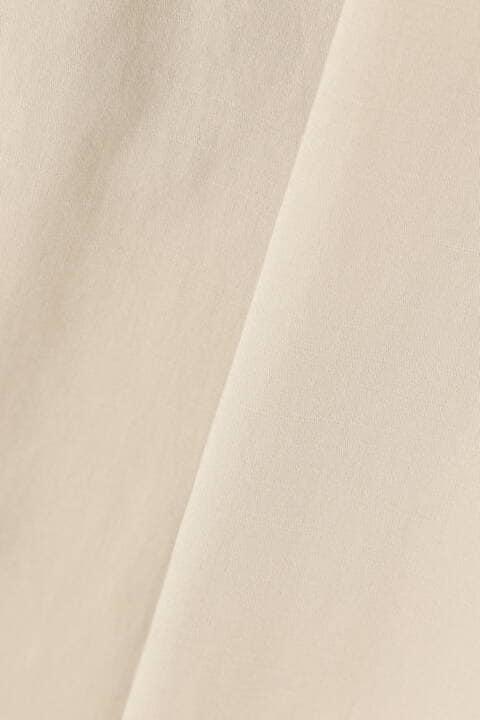 ≪arrive 5e≫綿麻スラブサテンコンビネゾン