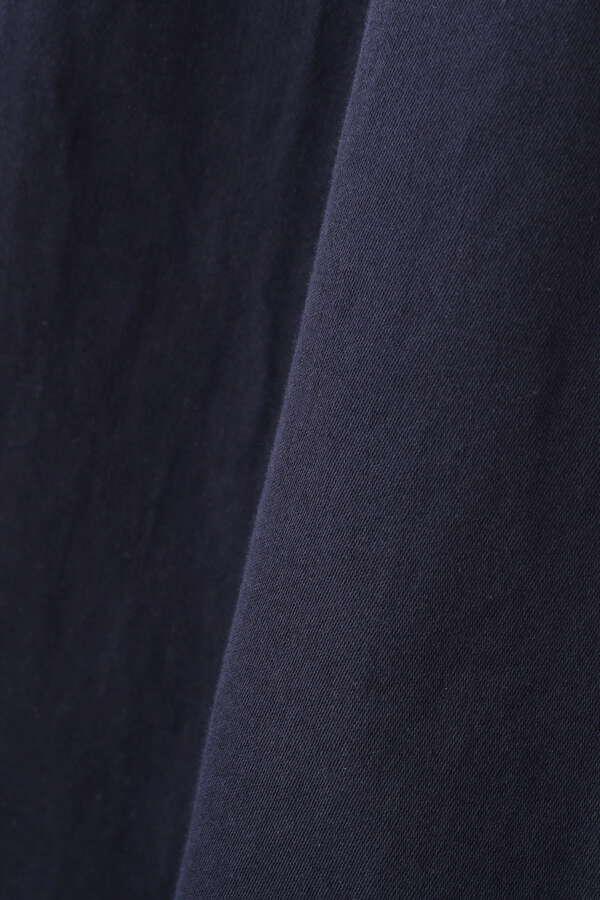オーガニックサイロ微強撚ワンピース