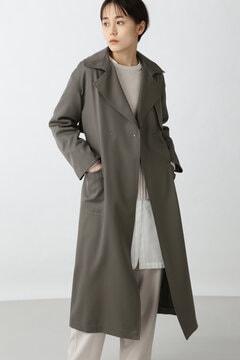 ウールツイルコート