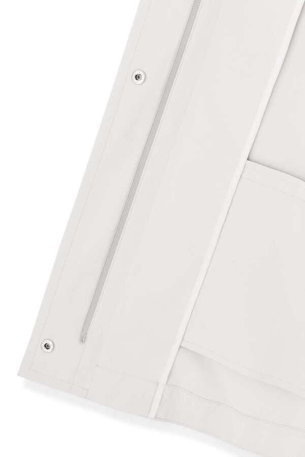 トリアセ混タフタSY加工ブルゾン