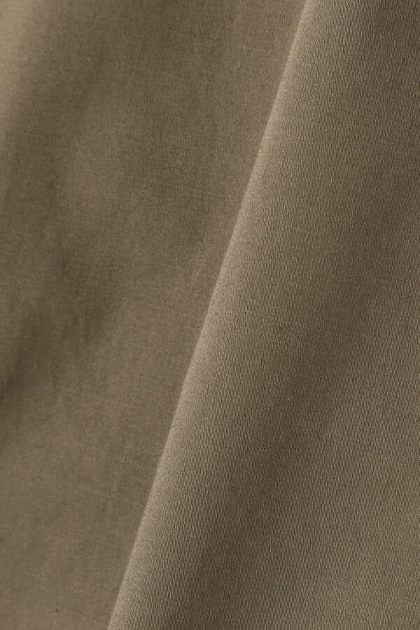 ≪arrive 5e≫綿麻スラブサテンジャケット