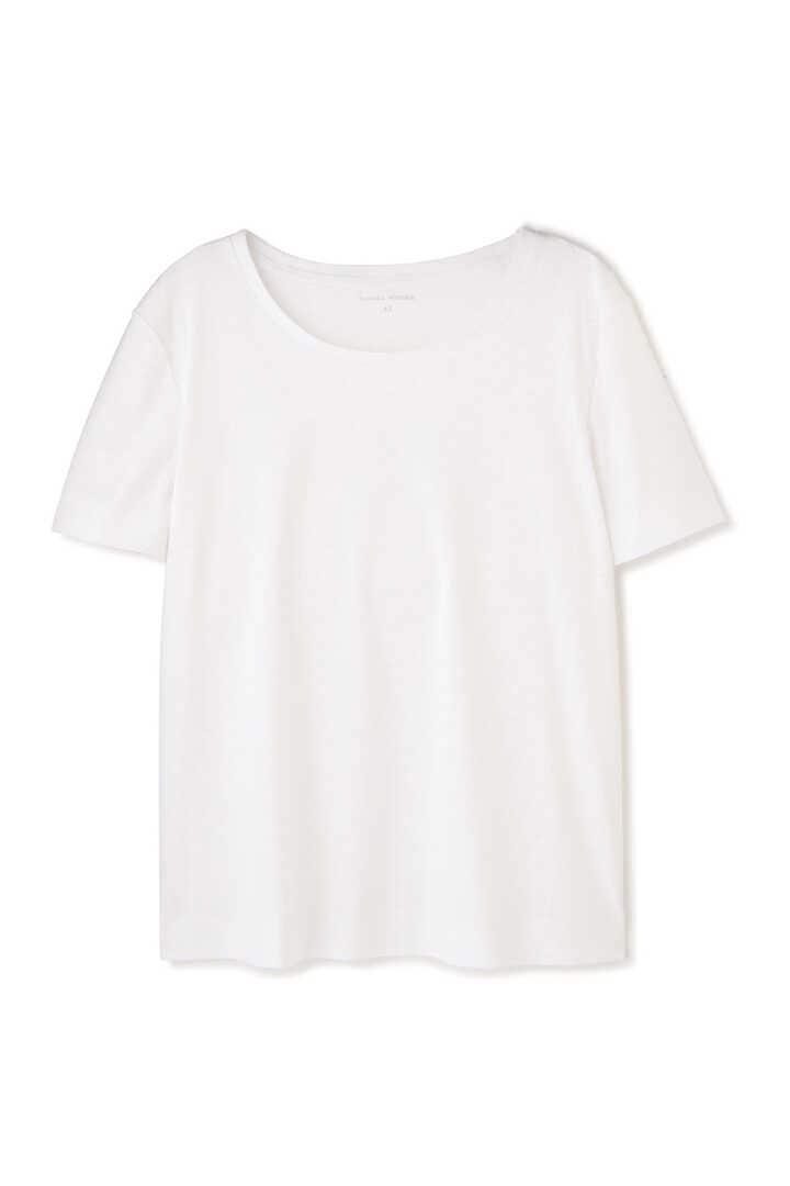 オーガニックスムース半袖Tシャツ