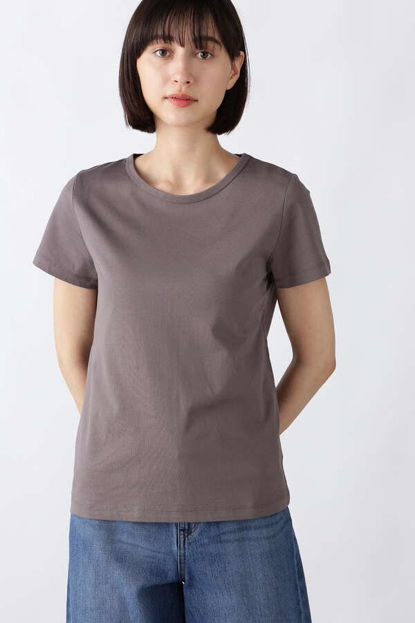コットン半袖Tシャツ