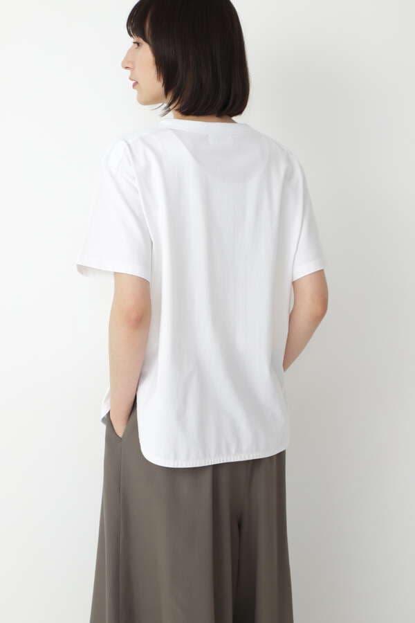 ボンネル(R)AgビッグTシャツ
