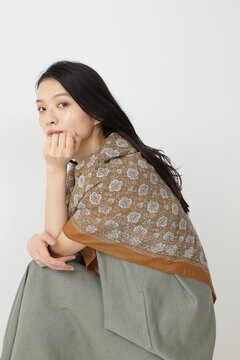 【MOIS MONT】スカーフ