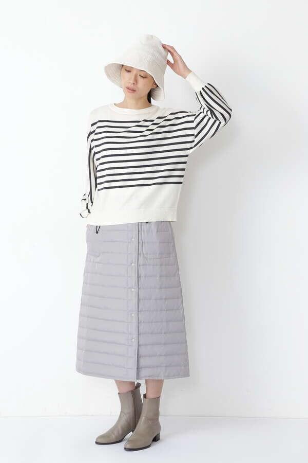 ライトダウンスカート