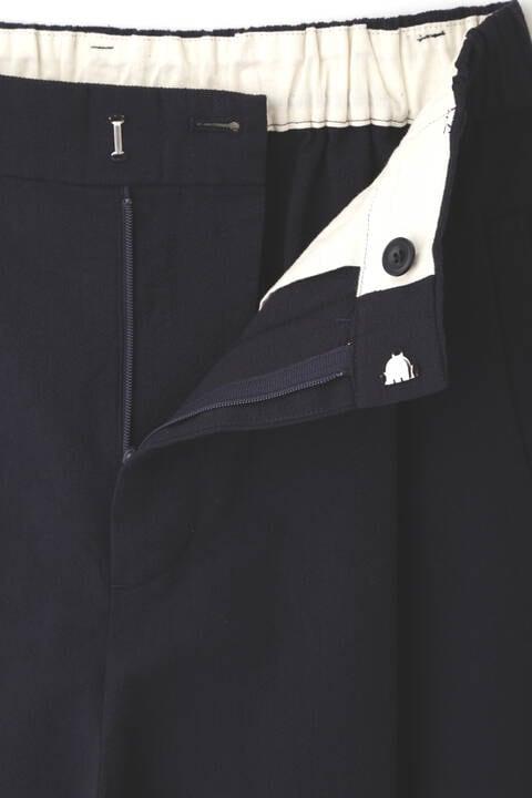 綿麻サッカーパンツ