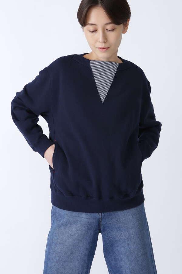 【WEB限定 NATIC】裏毛プルオーバー