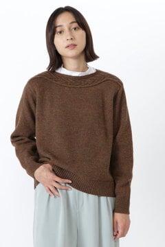 ≪Japan Couture≫英国羊毛プルオーバー