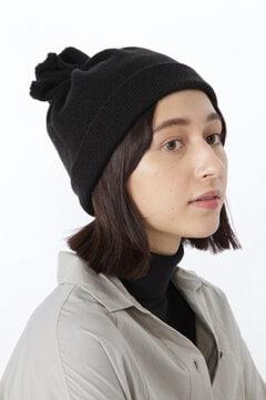 2WAYニット帽&ネックウォーマー